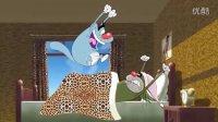 蓝猫大战三小强-万圣节怪物-喜剧-动画-动漫-卡通短片