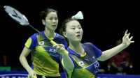 2016韩国羽毛球大师赛 | Badminton SF M3-WD | Jung⁄Shin vs Sak⁄Tak
