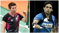 2016韩国羽毛球大师赛 | Badminton SF M2-MS | 孙完虎 vs 卡夏普·帕鲁帕利