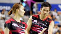 2016韩国羽毛球大师赛 | Badminton SF M1-XD | 高成炫/金荷娜 vs Hee⁄Tan