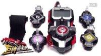 巨神战击队3超救分队玩具分享02 豪华版超能变套装试玩评测 【玩具爸爸】