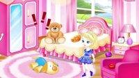 冰雪奇缘公主艾莎找糖果