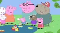 宝宝巴士03 汉语拼音 宝宝学习汉字 亲子早教 小猪佩奇视频玩具汽车总动员