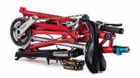 《美骑快讯》第64期 自行车要上天!设计师乘滑翔伞带单车飞行