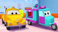 拖车汤姆 第26集 糖果车