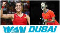 20162016迪拜年终总决赛 | 女单 Badminton Day 1 M2-WS | 孙瑜 vs 马林