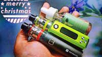 【蜂家小课堂】Vaporesso Veco One陶瓷芯电子烟套装 烟杆套装开箱分享 Tarot nano同款雾化器操作评测