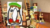 矿蛙【画店模拟器】自画像竟然卖的这么好!