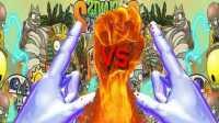 植物大战僵尸2恶搞《国际版闪电指VS好多僵尸博士の微观世界》