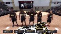 打到最后时刻的刺激比赛! !新队员新模式pro-am篮球是5个人的!!