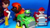 汪汪队立大功 莱德的瞭望塔 迪士尼 狗狗巡逻队 玩具