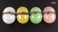 【奇趣蛋拆蛋视频】侏罗纪公园奇趣蛋出奇蛋 恐龙玩具惊喜蛋中文视频