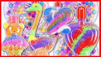 美国超热彩虹沙子玩具试玩;迪士尼姐姐沙子玩具组装!#欢乐迪士尼玩具#