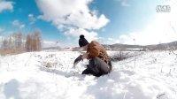 日常#53 滚雪地,延边冬季雪景