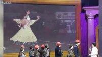 西安水兵舞串烧参加陕西电视2台周末购疯狂专访西安张玉龙水兵舞团