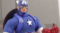 蚂蚁 美国队长 限定 Marvel One12 Collective SDCC Exclusive Classic Captain America Figure