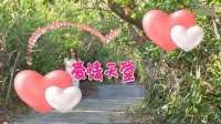 爱情天堂 - 唐古、贺一航【KTV】(左右声道)