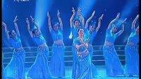 傣族舞《月光下的凤尾竹》