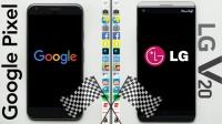 新旧处理器对比,Pixel XL与LG V20的性能对决【搞机啦字幕组】