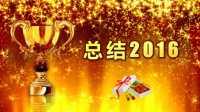 漫步2016年度年终总结与感谢名单,祝朋友们新年快乐!!_漫步影音001自频道