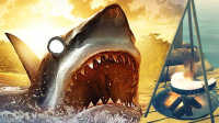 【屌德斯解说】 木筏生存Raft 在海面上烤鲨鱼吃