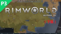 老司机带你宇宙殖民【环世界丨RimWorld】A16新征程#3:空投商队远程交易!(下)