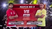 2017印度羽毛球联赛 Day1 [Hyderabad-Chennai] [MS] 巴米迪帕提 vs 苏吉亚托
