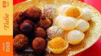 yanyanfoodtube--春节零食-自制巧克力松露E282 CNY Treats Truffles