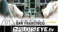 [飞行全记录]飞行员之眼 EP1 慕尼黑—旧金山