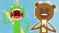 飞碟一分钟 第二季:一分钟告诉你洗澡的时候为什么想唱歌 502