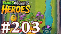 【奥尼玛】植物大战僵尸英雄传 EP203 魔法坚果骑士装13果然有代价