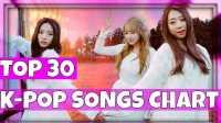 2017年1月第2周KPOP最热30大新曲榜