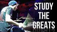 ★ME威律动★Benny Greb Crossover 9's - STUDY THE GREATS