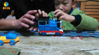 趣味玩具拼装第12期托马斯轨道车大颗粒乐高积木拼装玩具军事卡车亲子游戏