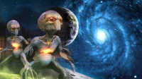幽灵地球5:邪恶外星人酿幽灵惨剧(完结篇)