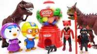 开心时刻与玩具 爱探险的朵拉 多拉和玩具 Dora's Easter Adventure and pororo toys  婴儿娃娃洗涤蔬菜厨房水槽玩具的孩子与
