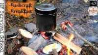 【露营野餐】如何在雨季烹饪香肠荷包蛋早餐