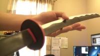 用纸制作武士刀