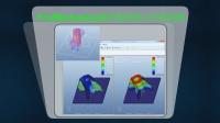 ProE结构分析视频教程:Mechanica旗杆基座受力分析实例