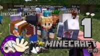 秋风与呜帕的Minecraft世界 #1 新鲜的肝