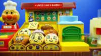 面包超人 会唱歌的面包店 日本食玩