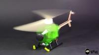 DIY废弃矿泉水瓶,拿来手工制作直升机!