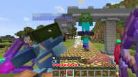 [小宝趣玩]Minecraft我的世界地图 01 悲伤熊猫大冒险 多人PVE地图