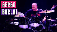 ★ME威律动★Gergo Borlai - Where The Moon Goes - 2016 Drum Festival