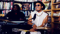 ★ME威律动★Anderson .Paak - The Free Nationals - NPR Music Tiny Desk Concert