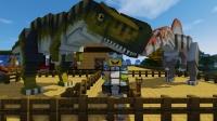 夏墨解说 我的世界 侏罗纪公园 恐龙时代 第2期