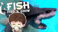 【逍遥小枫】吃个龙虾我容易嘛!史上最惨食人鱼! | 海底大猎杀(Fish Sim)