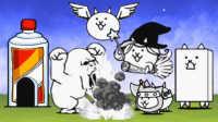 【小熙解说】喵星人大战 这基地到底是什么酒!魔法少女喵与鸟鸟喵空中作战无敌!