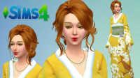 《模拟人生4创业季》ep06和服主题