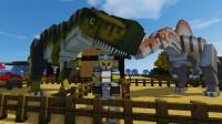 夏墨解说 我的世界 侏罗纪公园 恐龙时代 第4期